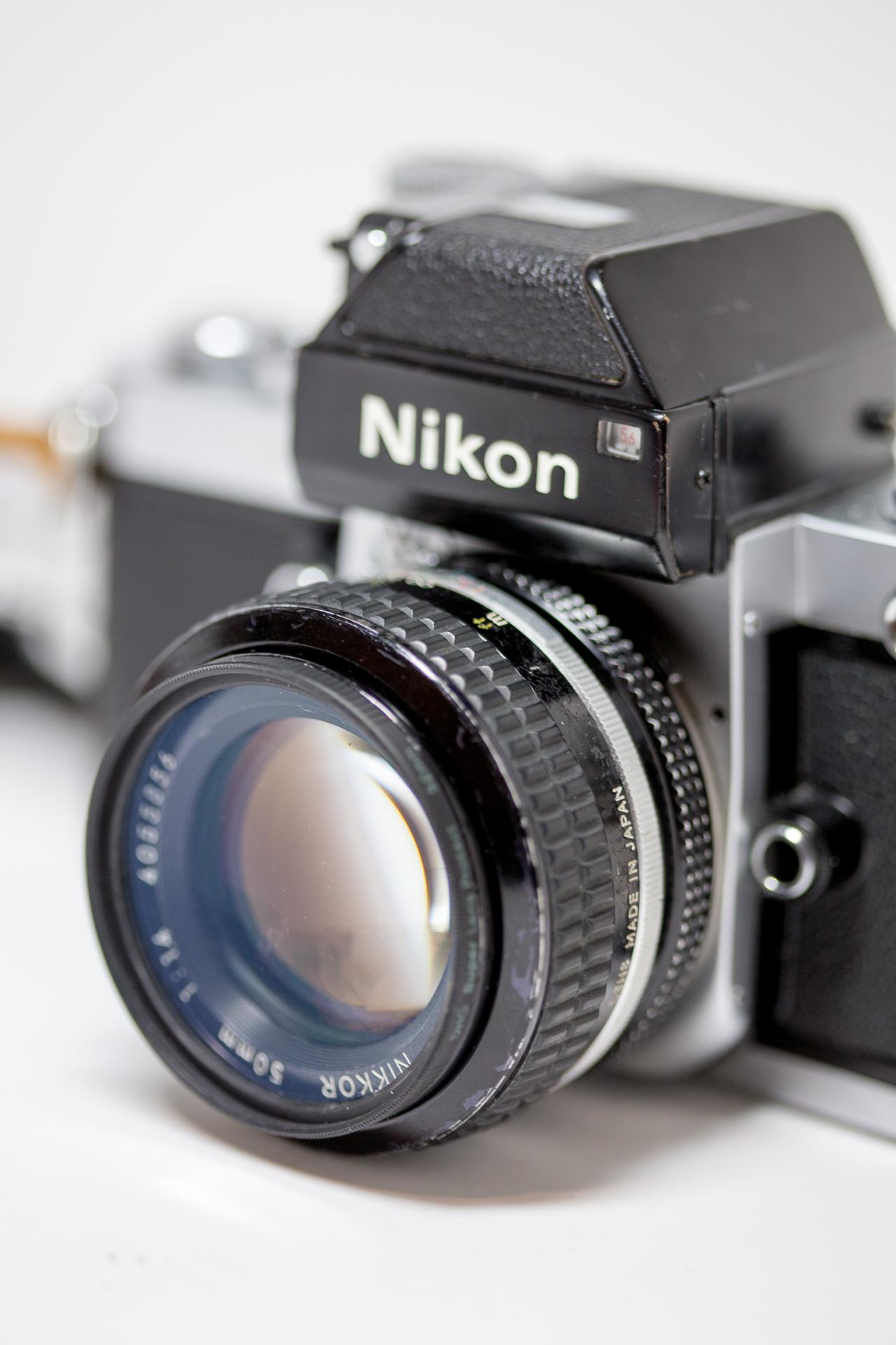 Nikon F2 フォトミック3