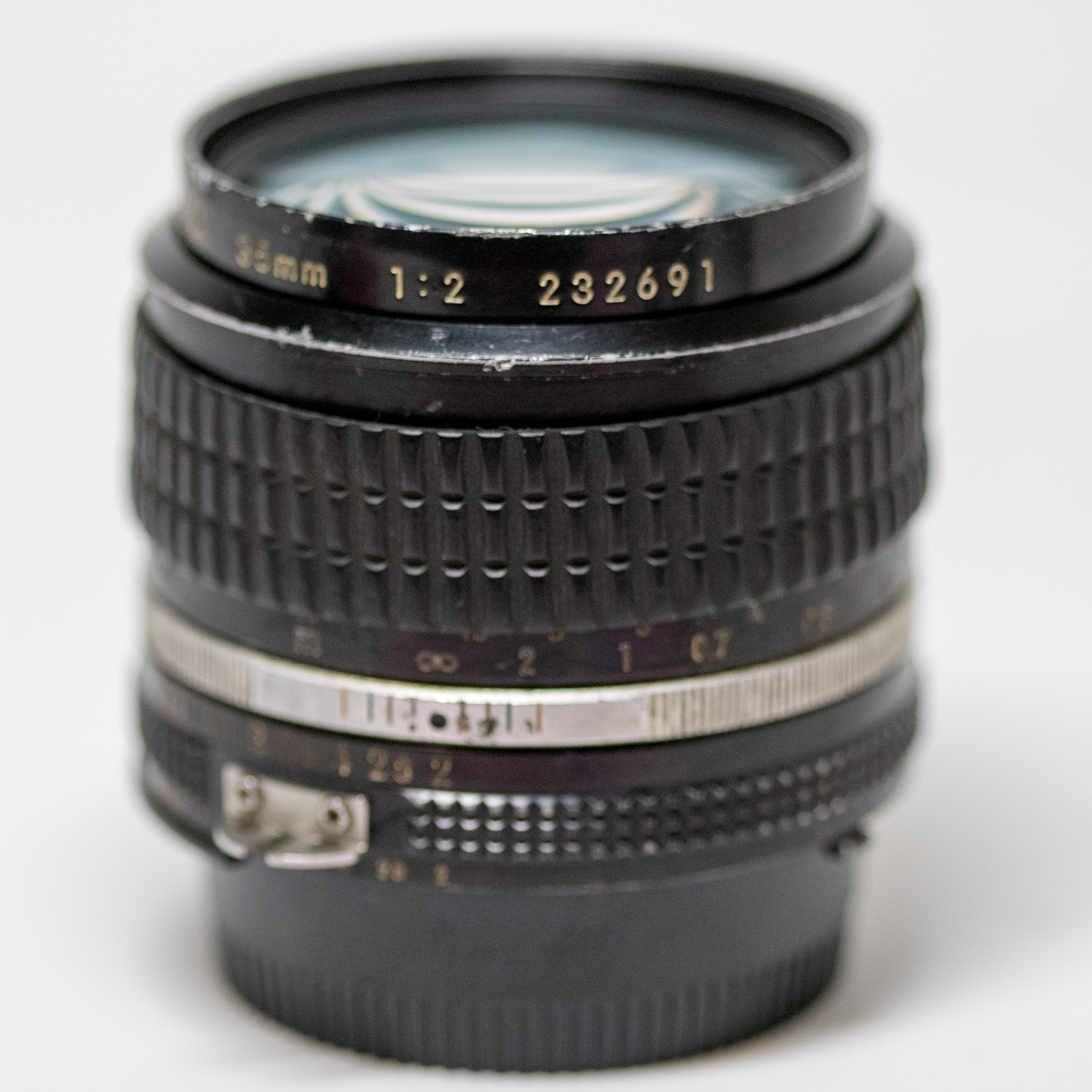 New Nikkor 35mm F2