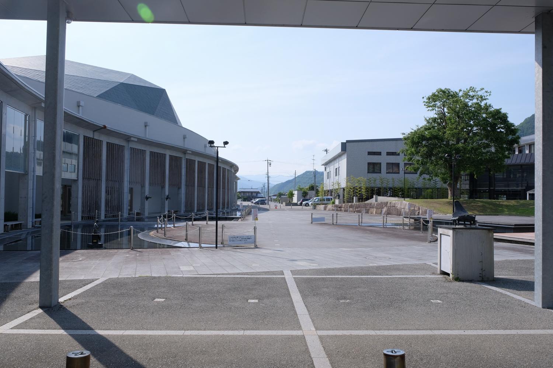 飛騨古川駅 X-Pro2+XF16-55mmF2.8 R LM WR、ISO400、1/500秒、F8 Photoshop Lightroom