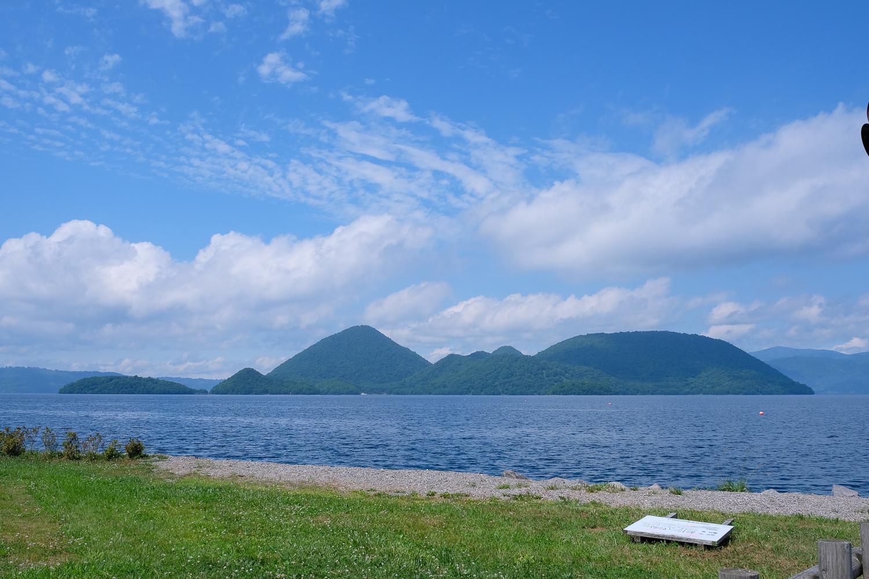 中島 洞爺湖 X-Pro2+XF16-55mmF2.8 R LM WR