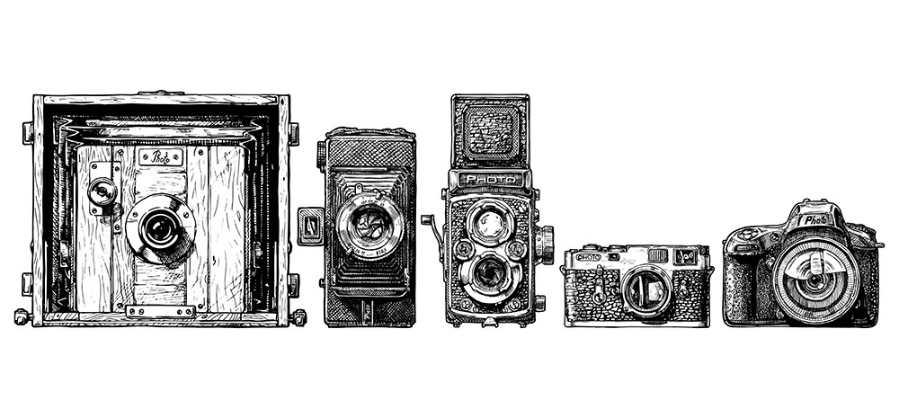 カメラ 種類