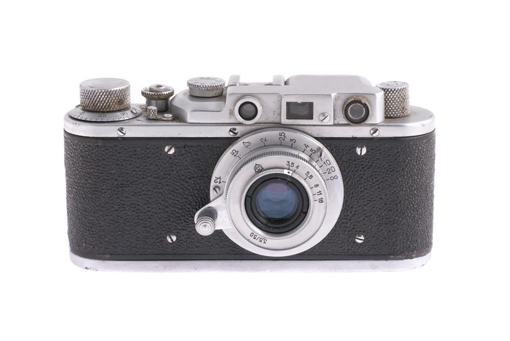 レンジファインダー型カメラ