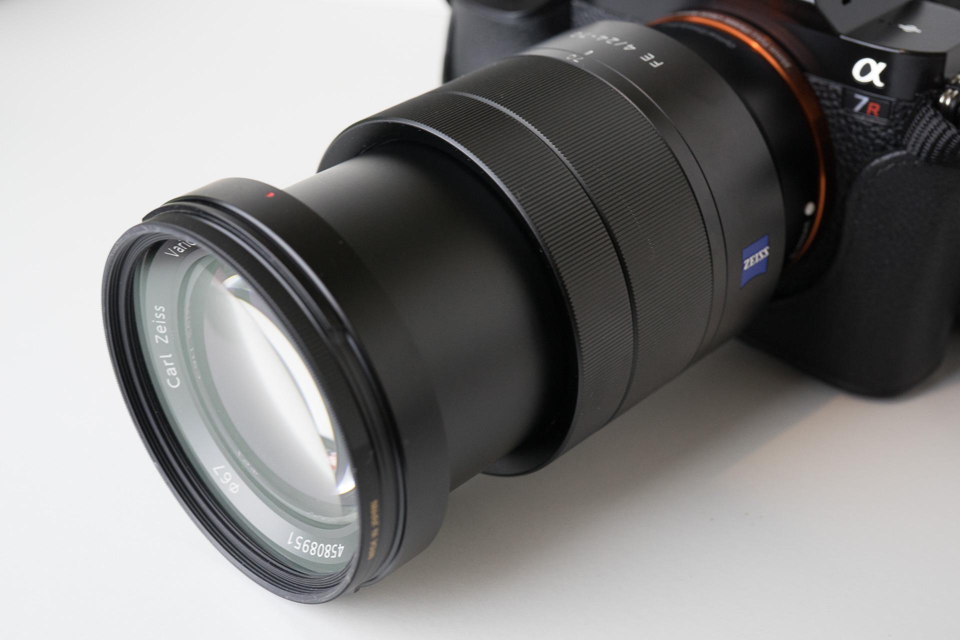 Vario‑Tessar T* FE 24-70mm F4 ZA OSS