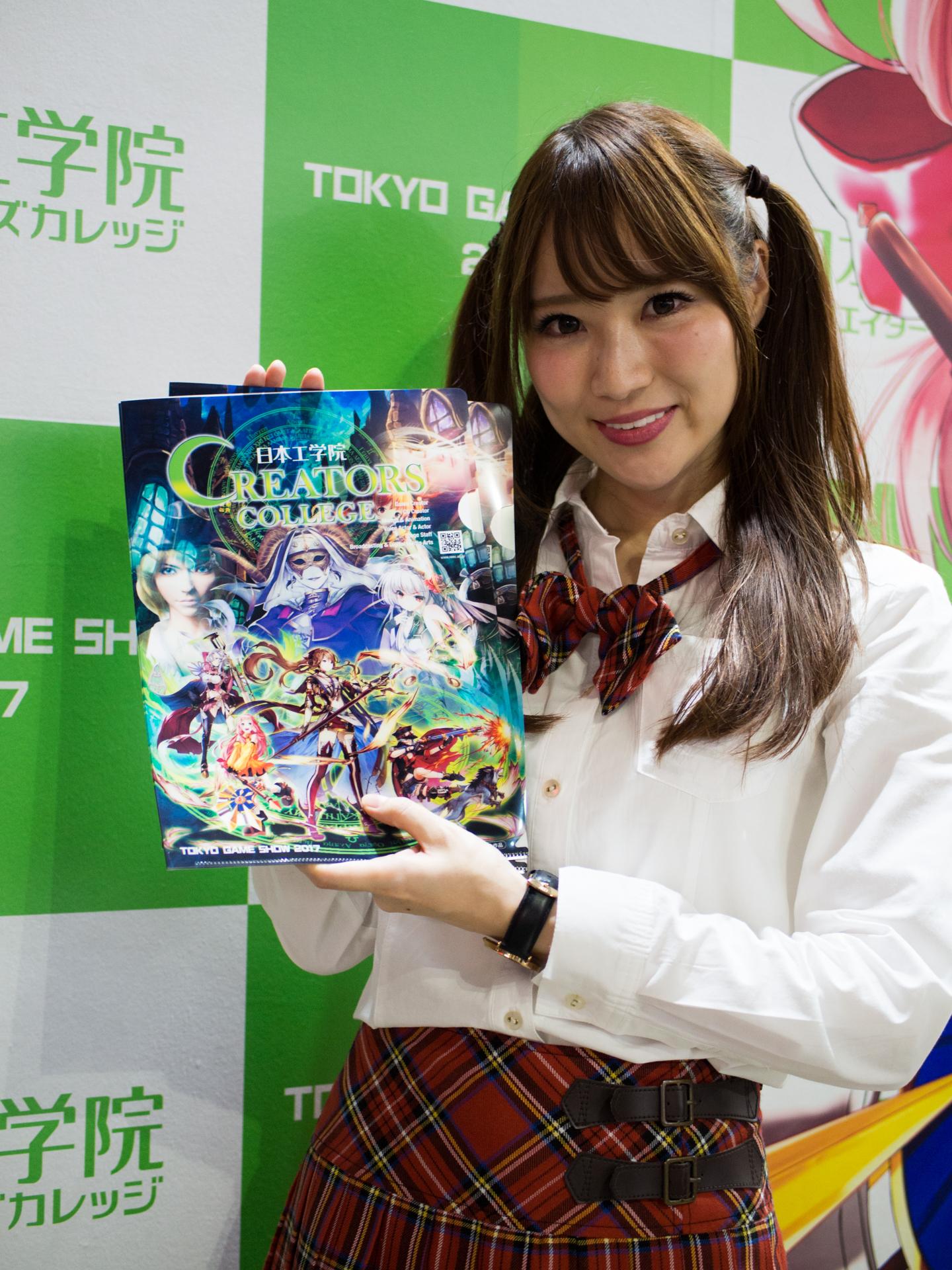 日本工学院 東京ゲームショウ2017
