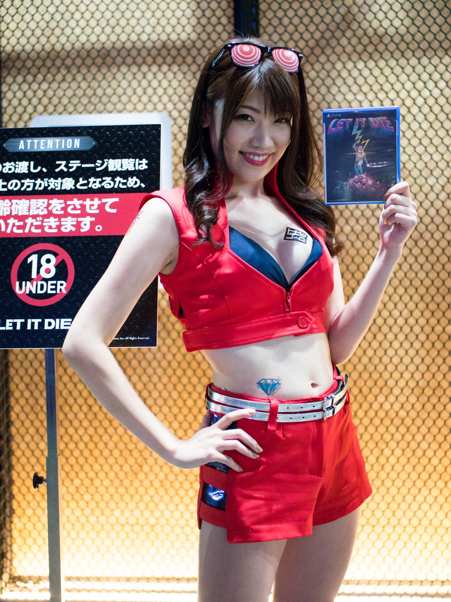 LET IT DIE 東京ゲームショウ2017