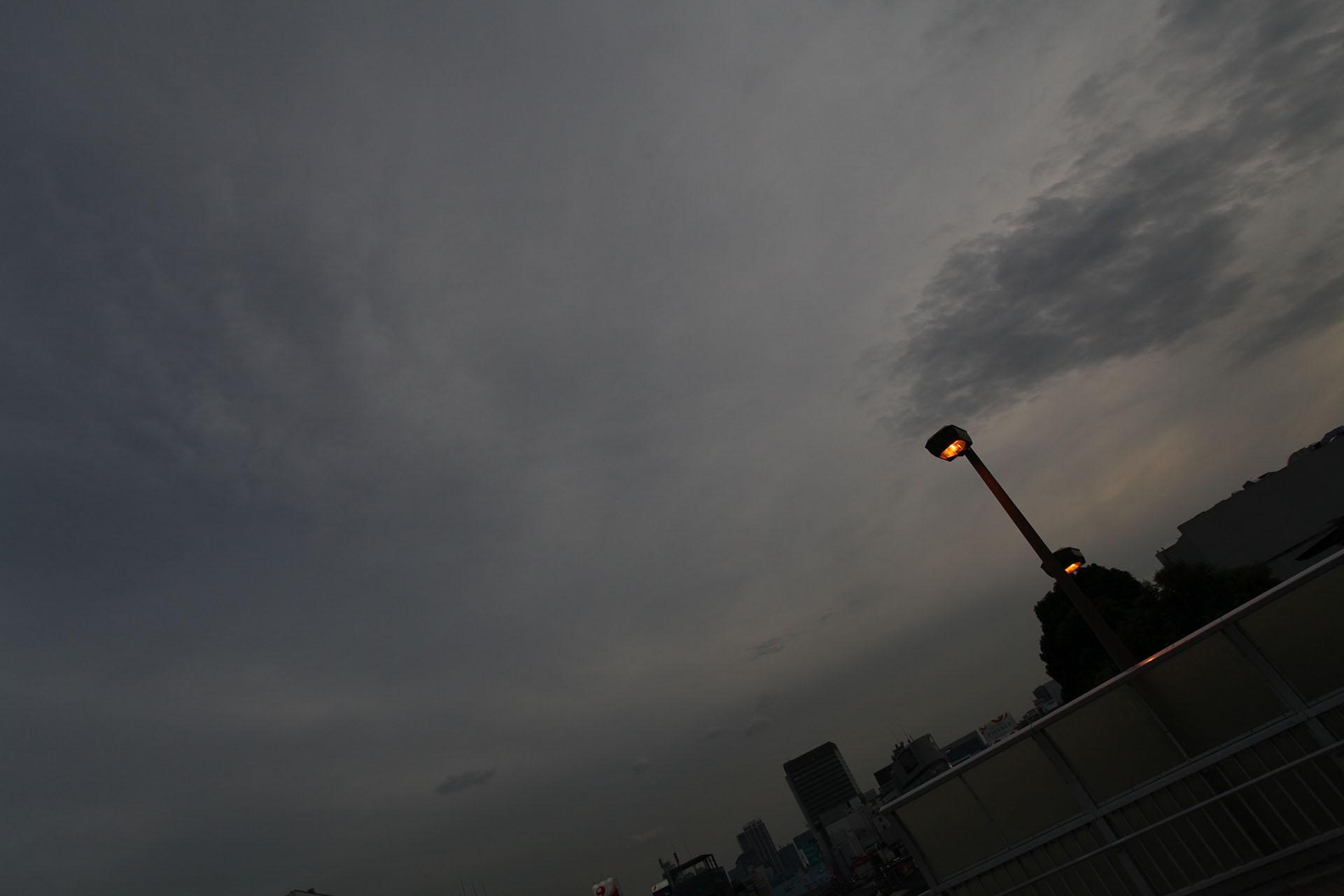 上野駅 ペデストリアンデッキ