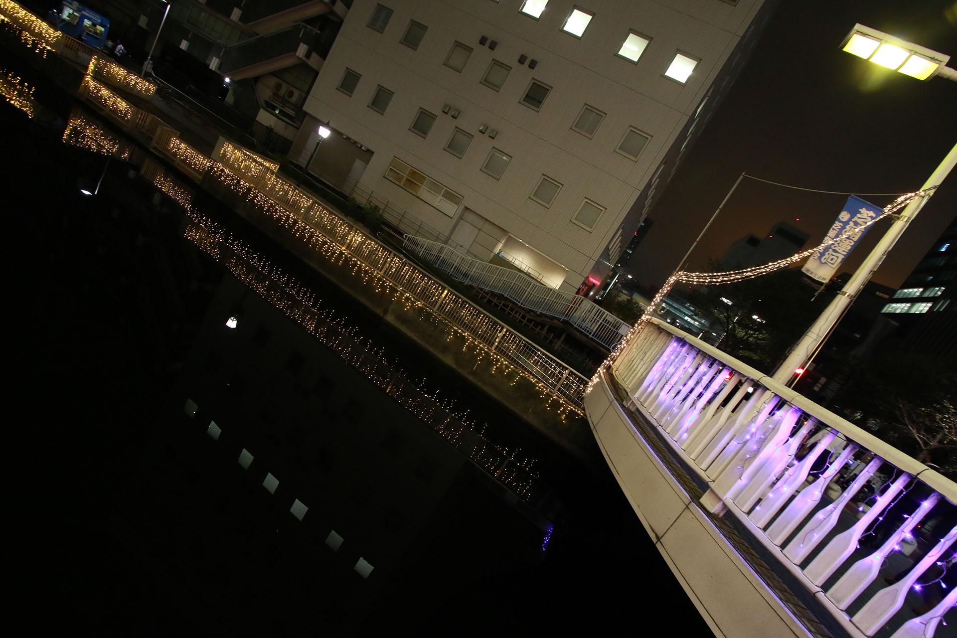 芝浦運河 田町