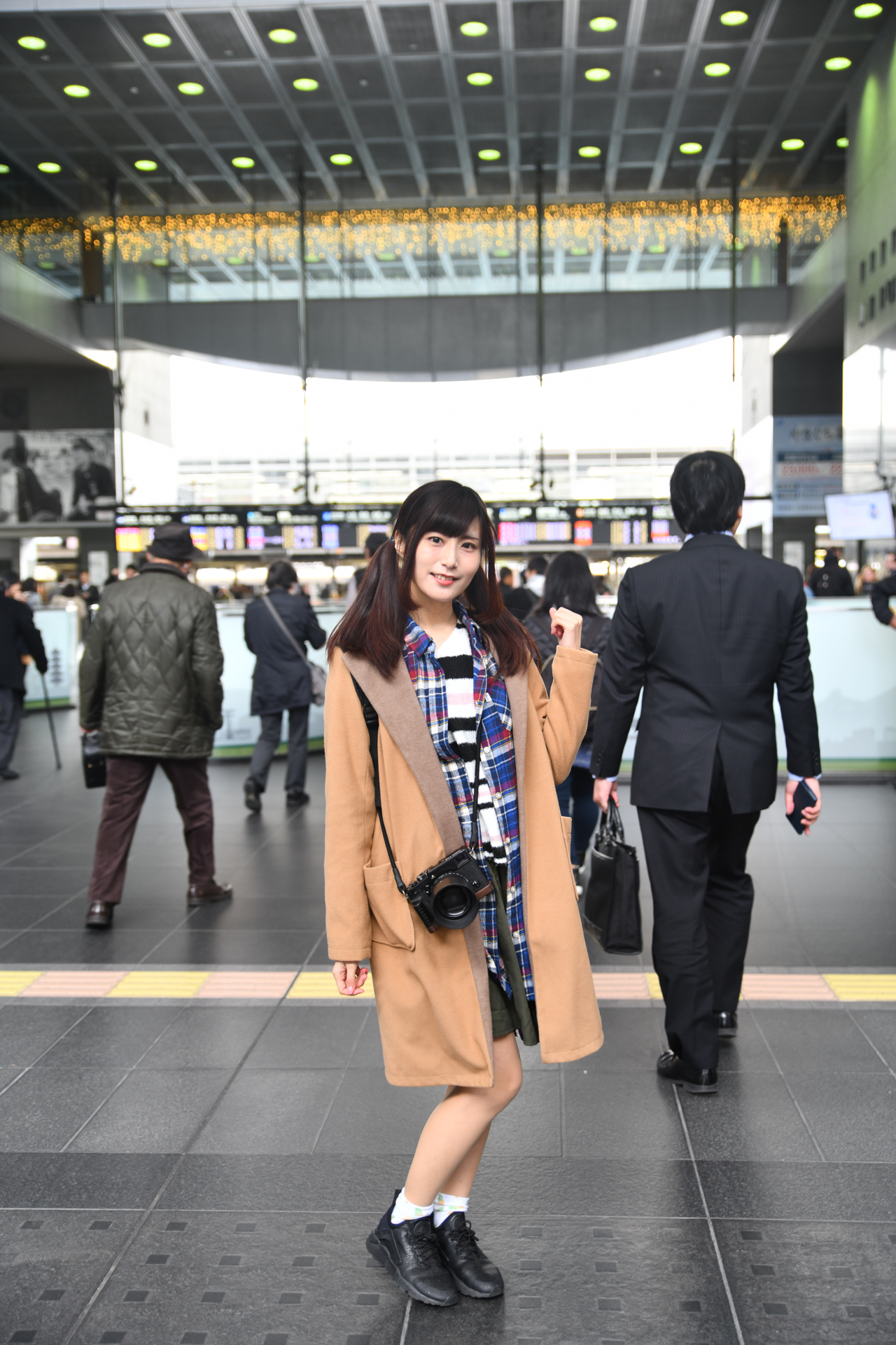Nikon D850 京都駅 こめくら