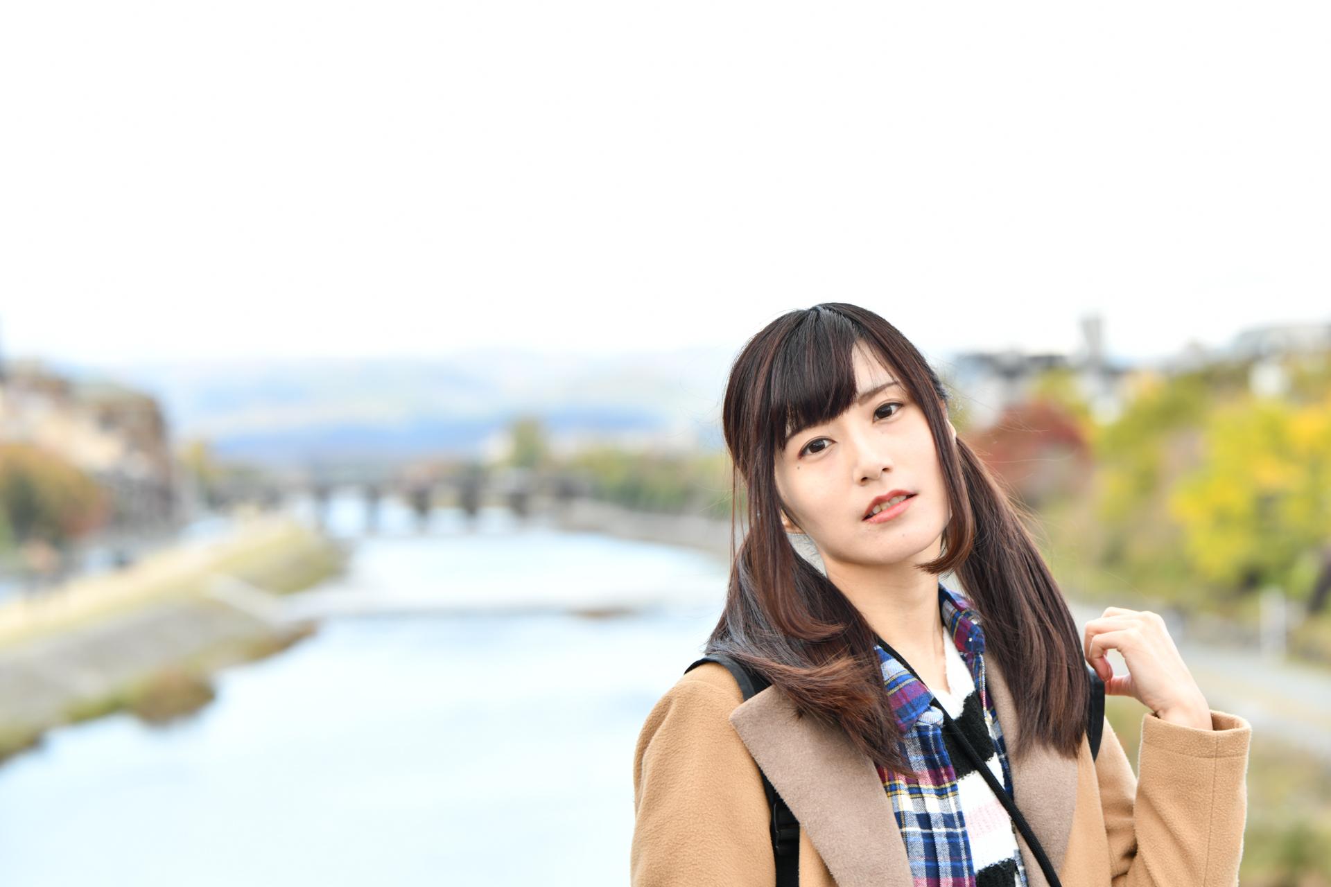 Nikon D850 京都 四条大橋 鴨川 こめくら