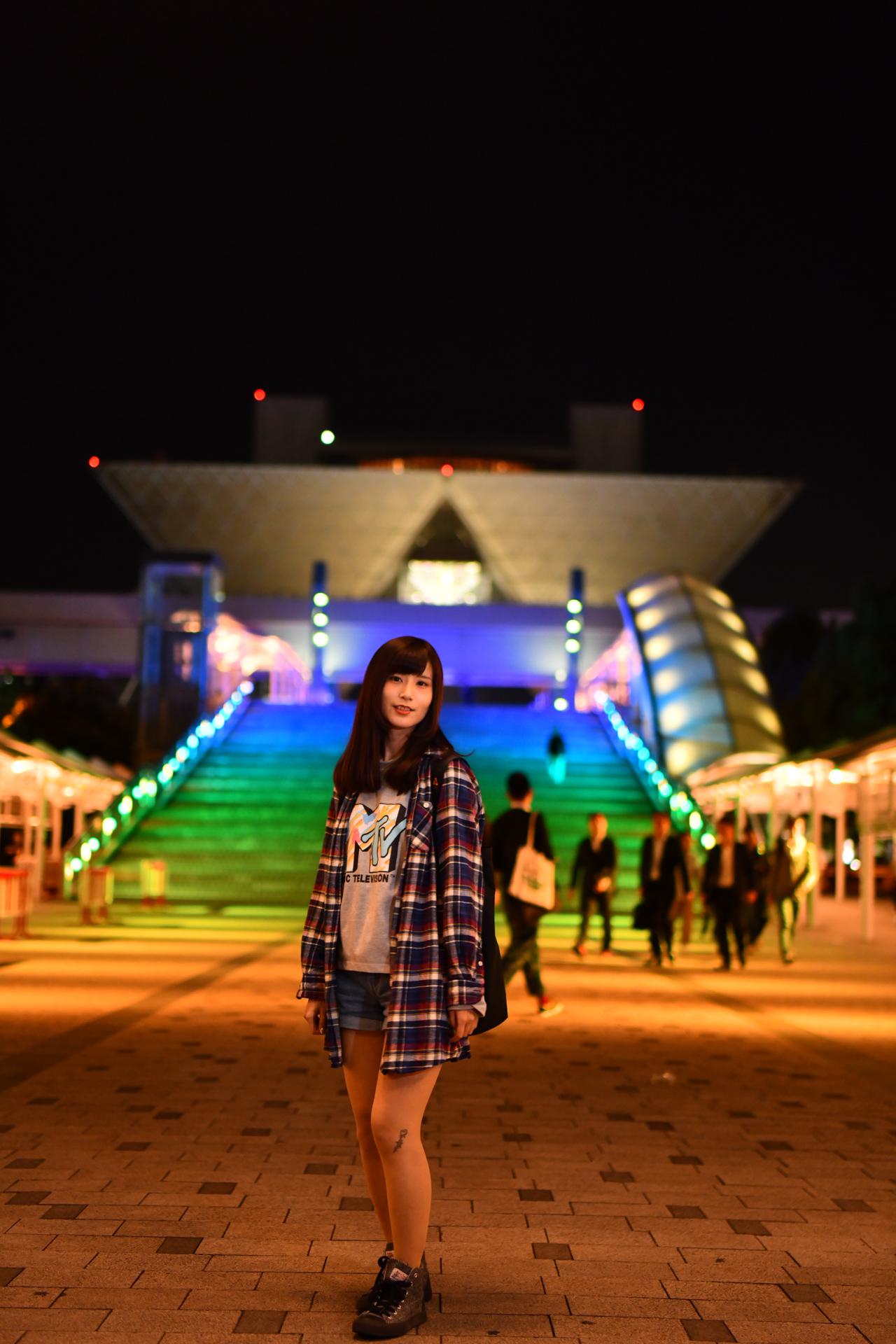 国際展示場 ビッグサイト こめくら Nikon D850