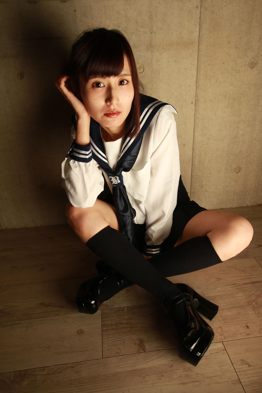 スタジオ こめくら セーラー服 Canon EOS 7D Mark2