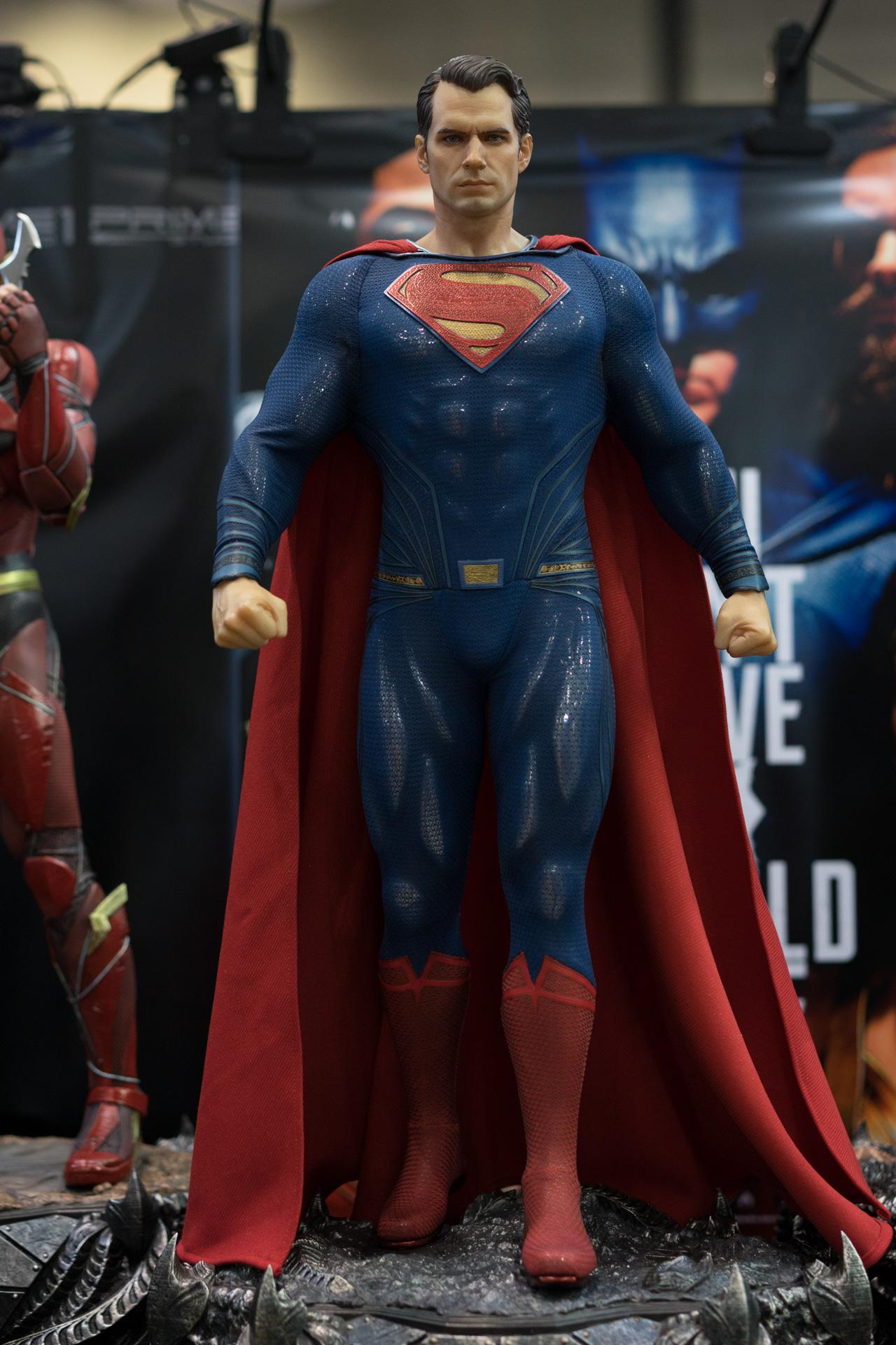 スーパーマン ジャスティス・リーグ TOKYO COMIC CON 東京コミコン2017