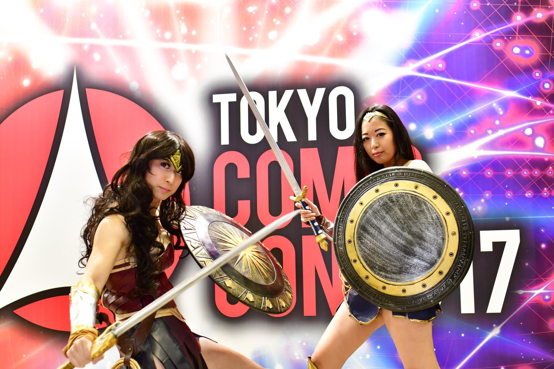 東京コミコン2017 Nikon D850 SP 45mm F/1.8 Di VC USD スピードライトSB-5000