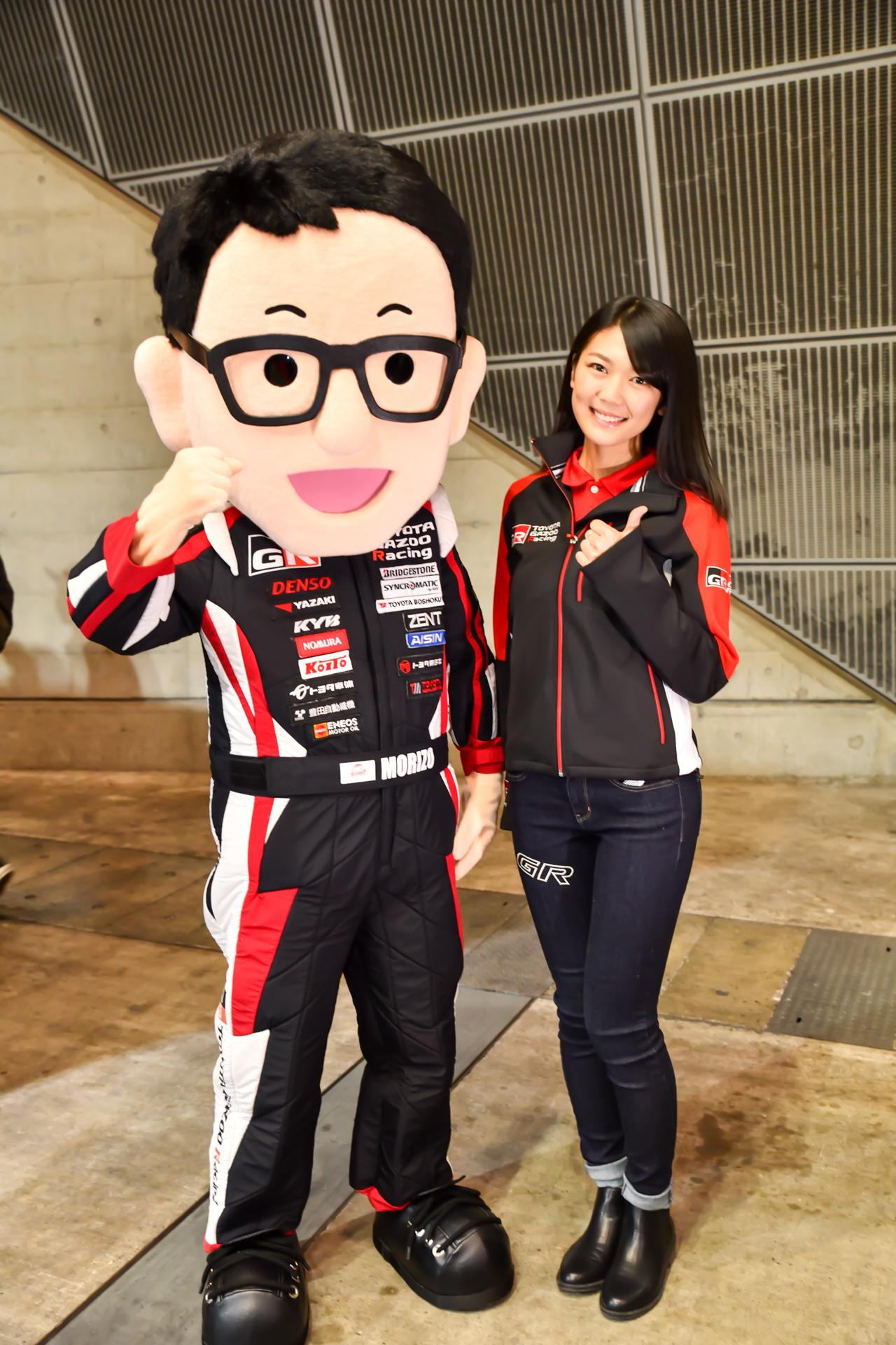 東京オートサロン 2018 TOYOTA GAZOO Racing