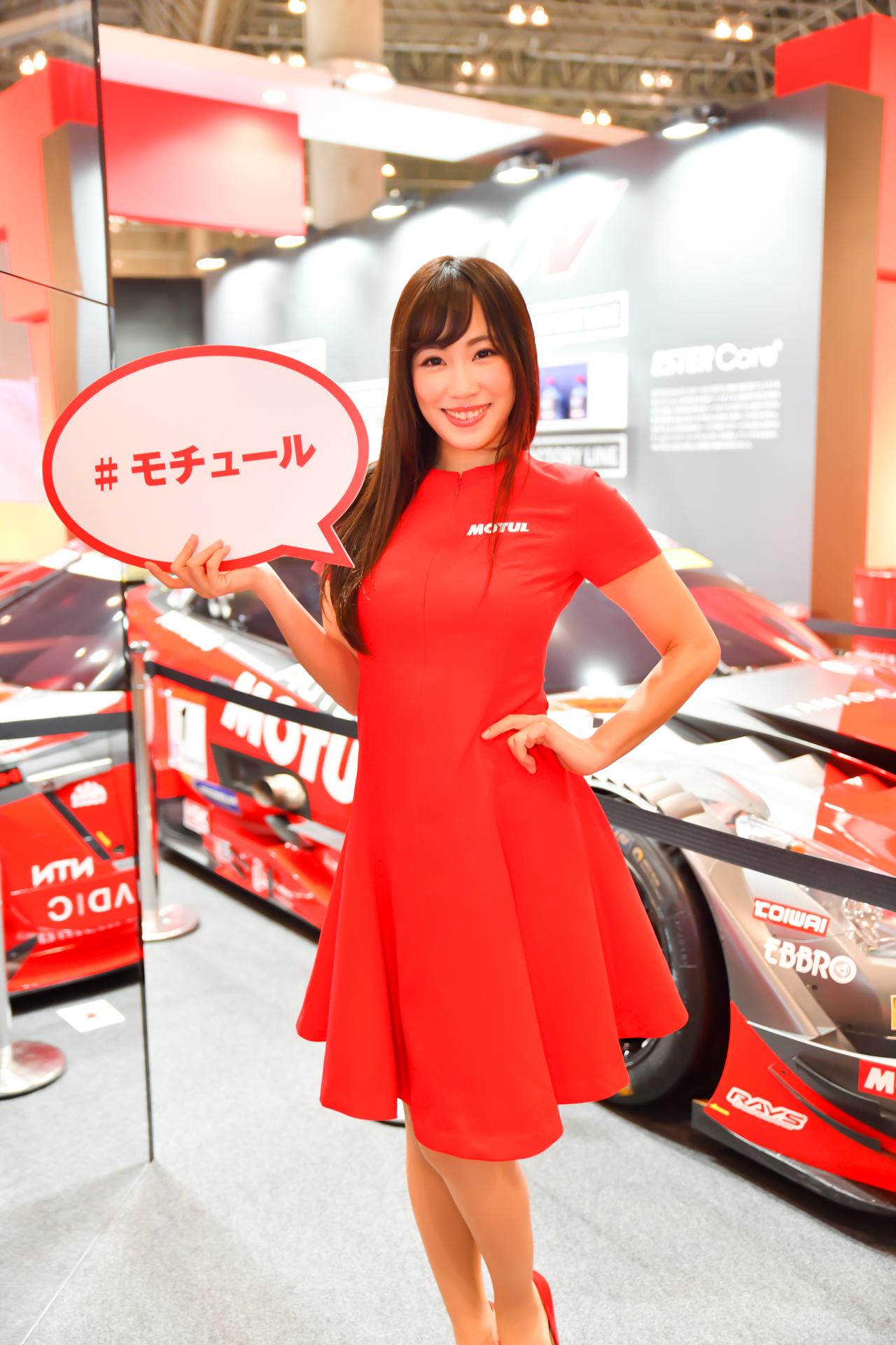 東京オートサロン 2018 モチュール