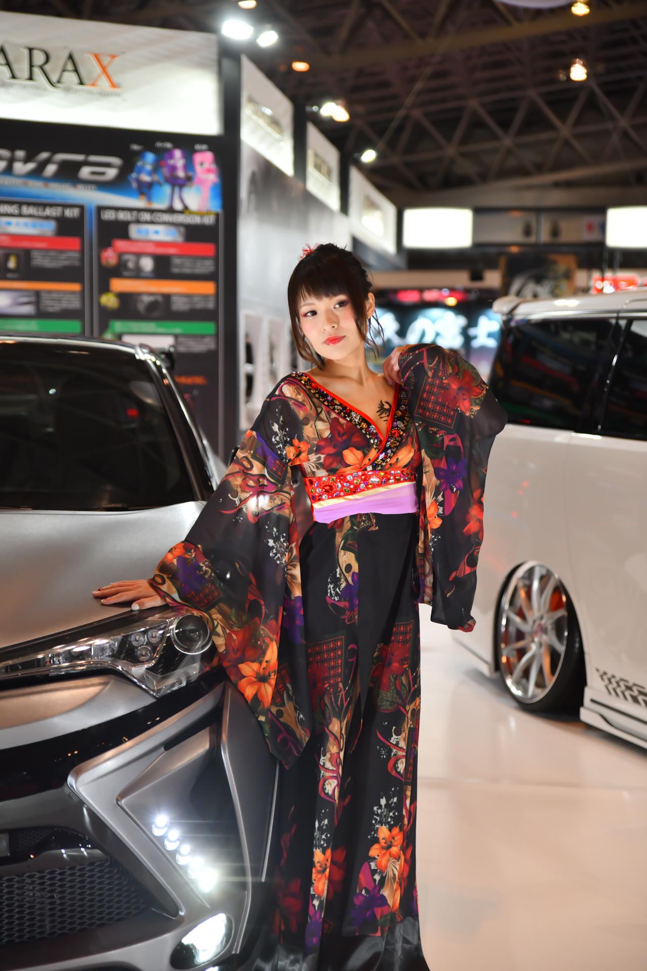 東京オートサロン 2018 Silk Blaze