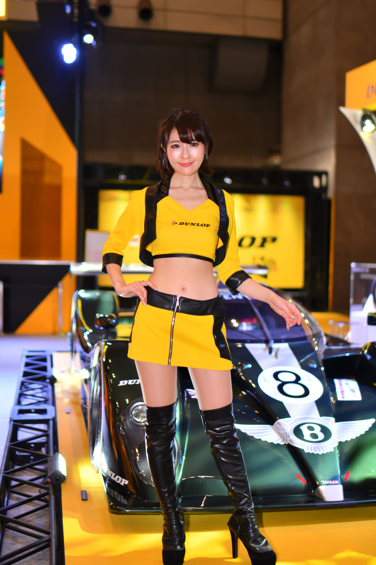 東京オートサロン 2018 コンパニオン
