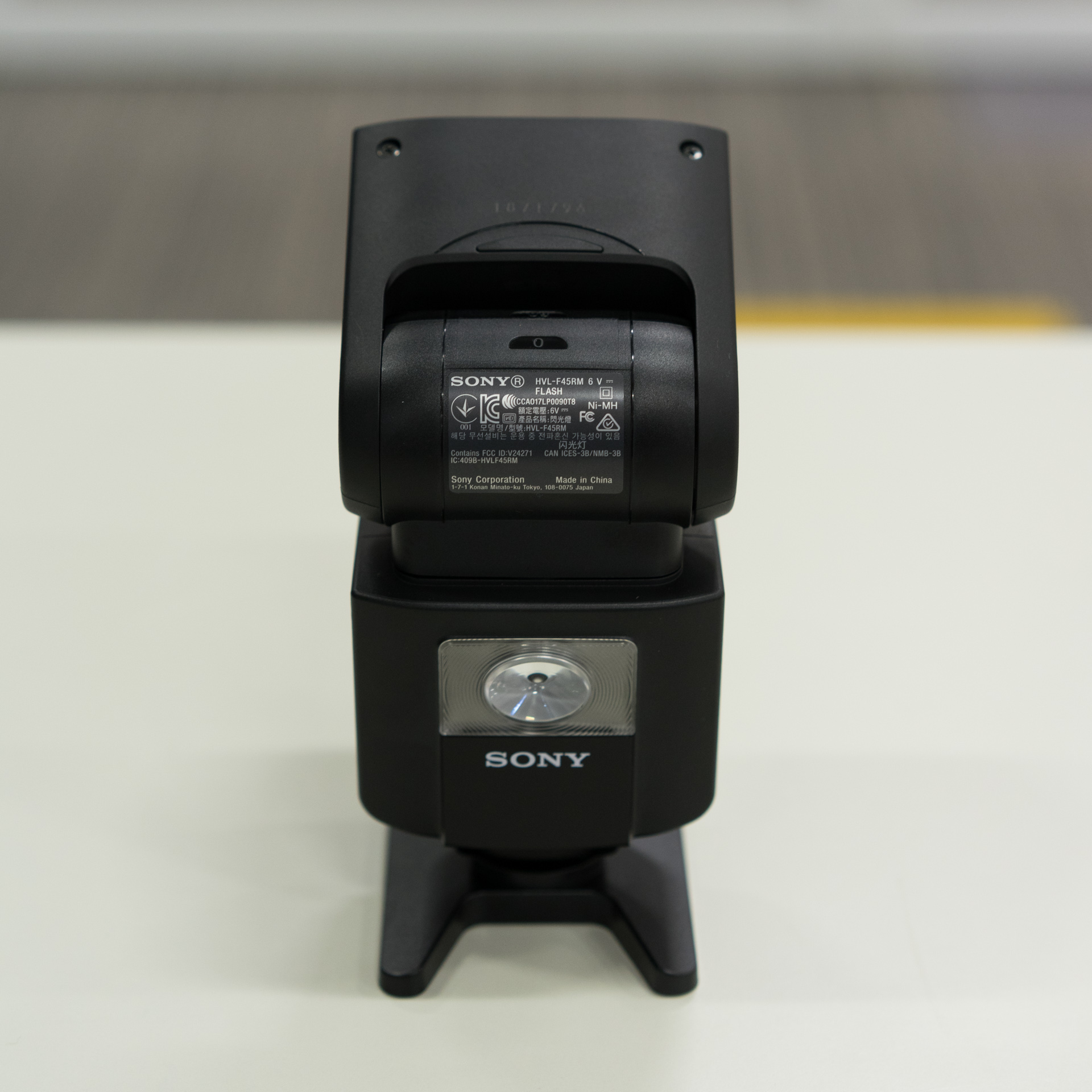 SONY α7ⅱ, Sonnar T* FE 55mm F1.8 ZA SEL55F18Z, HVL-F45RM