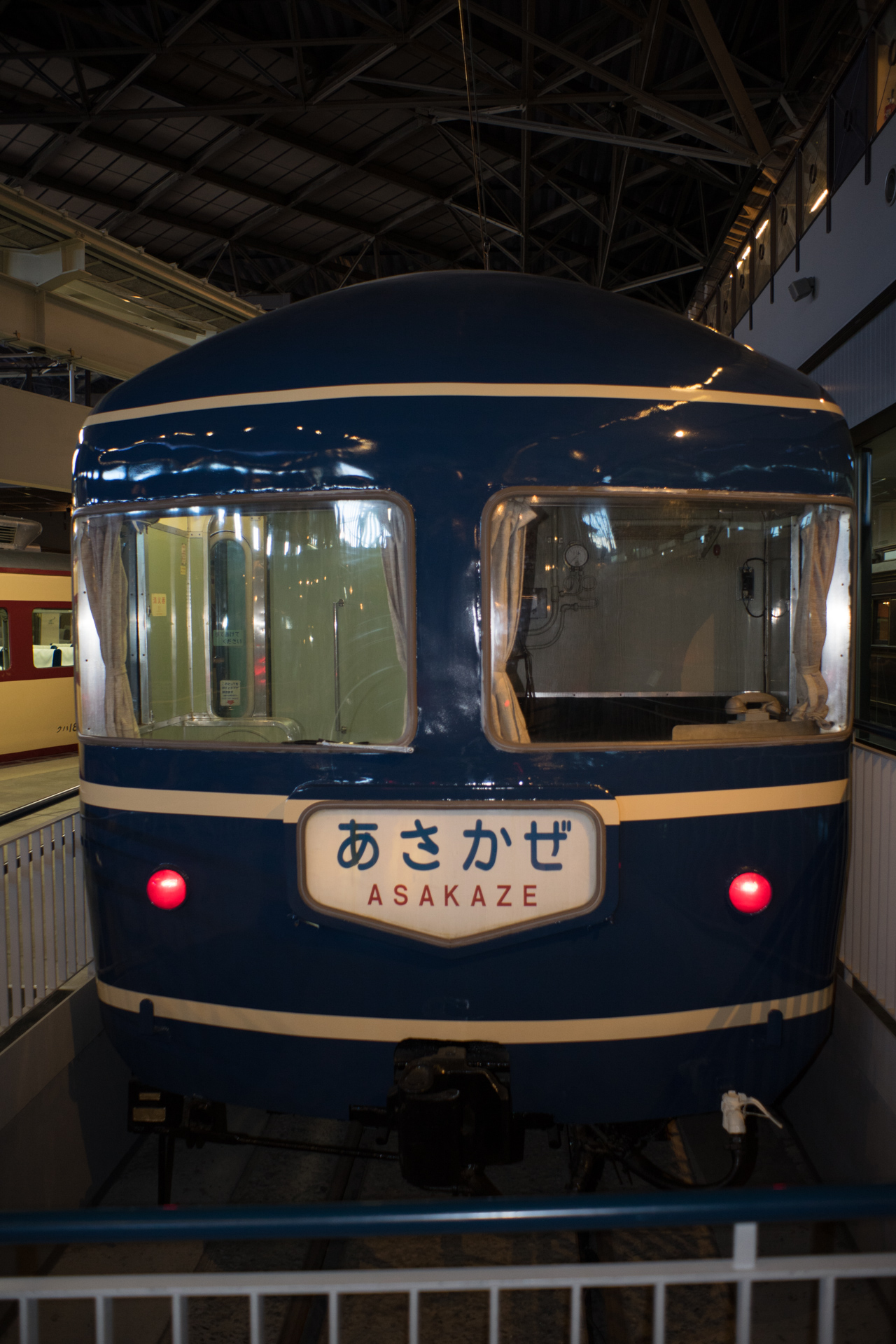 鉄道博物館 SONY α7ⅱ, Super-Multi-Coated TAKUMAR 28mm F3.5