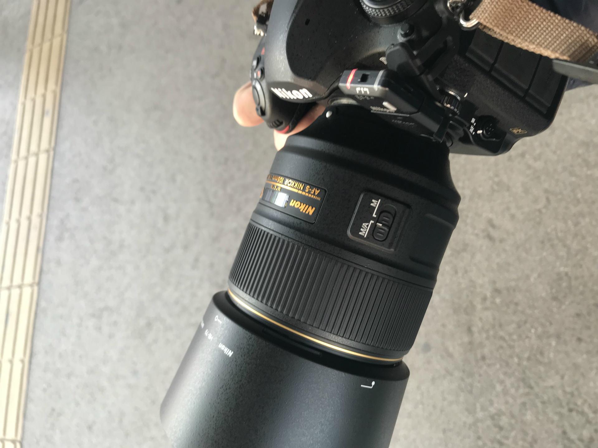 D850+AF-S NIKKOR 105mm f/1.4E ED