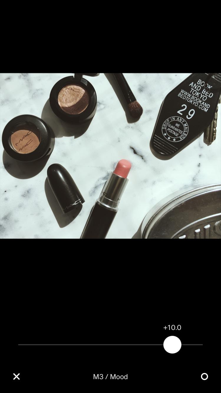 化粧品 VSCO