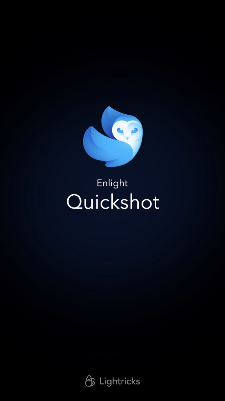 Enlight Quickshot Lightricks