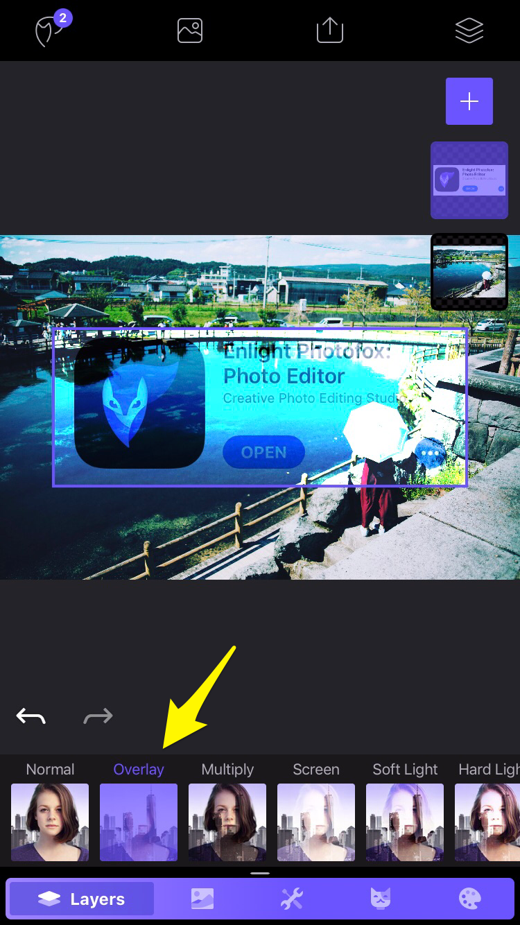 Enlight Photofox:Photo Editor