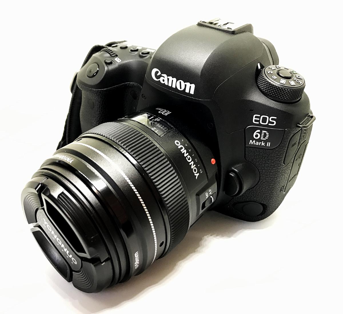 Canon EOS 6Dmark2 / YONGNUO YN100mm F2