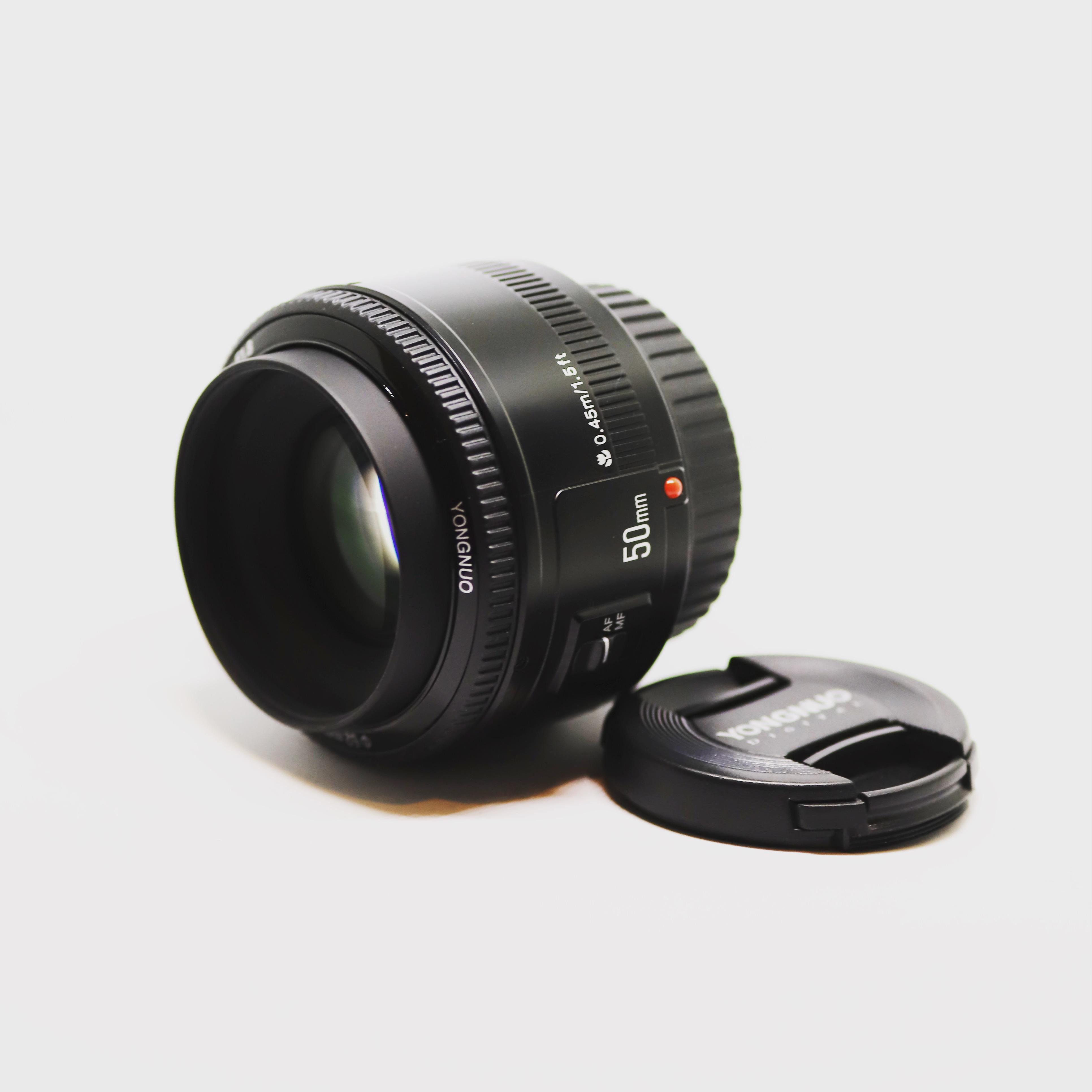 YONGNUO50mm F1.8