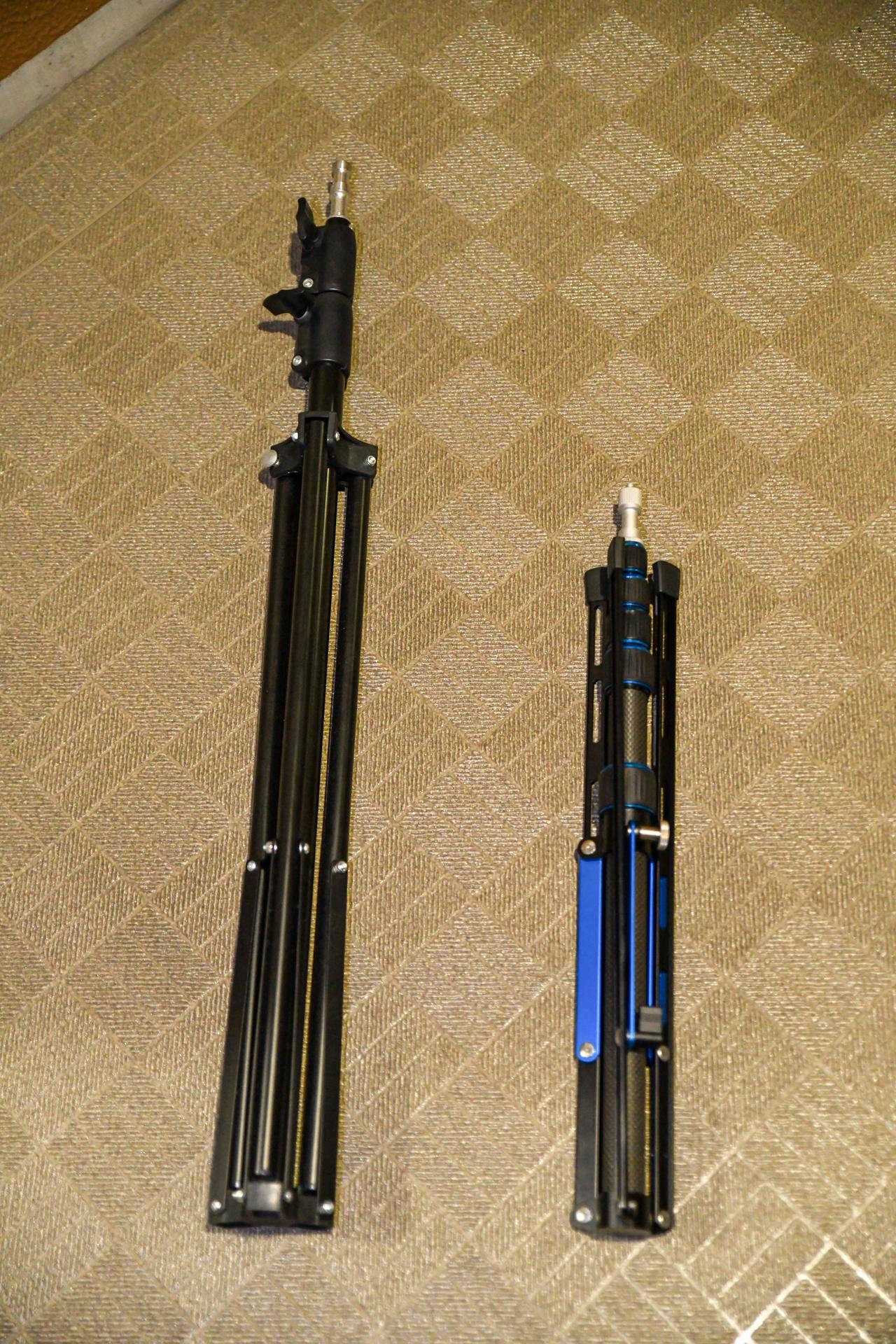 ニッシン スーパーライトスタンドLS-50C