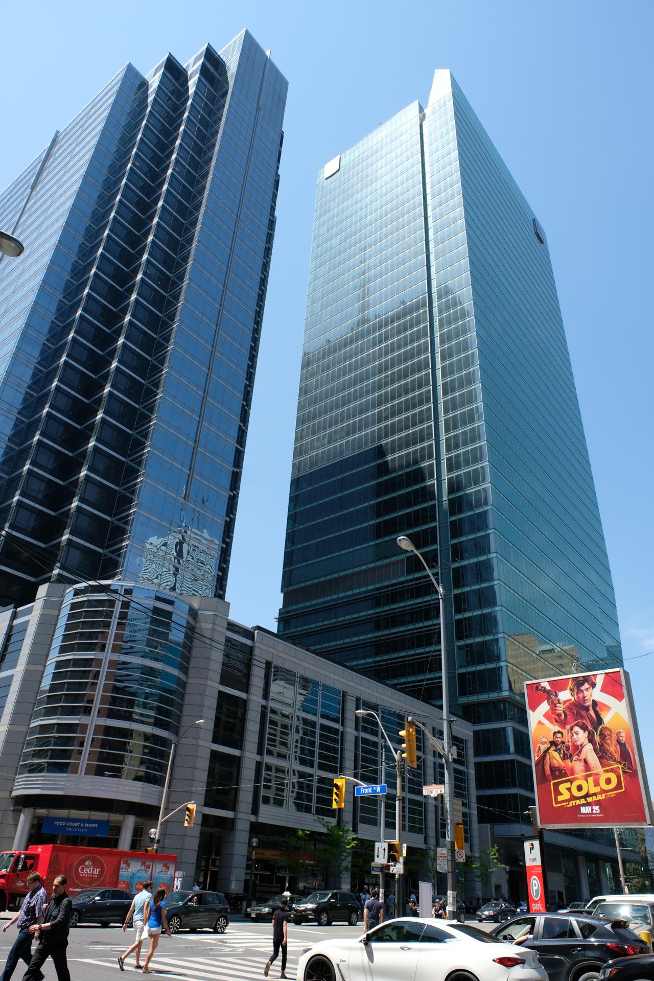 カナダ トロント セント・ローレンス・マーケット 旅行 富士フイルム X-E3