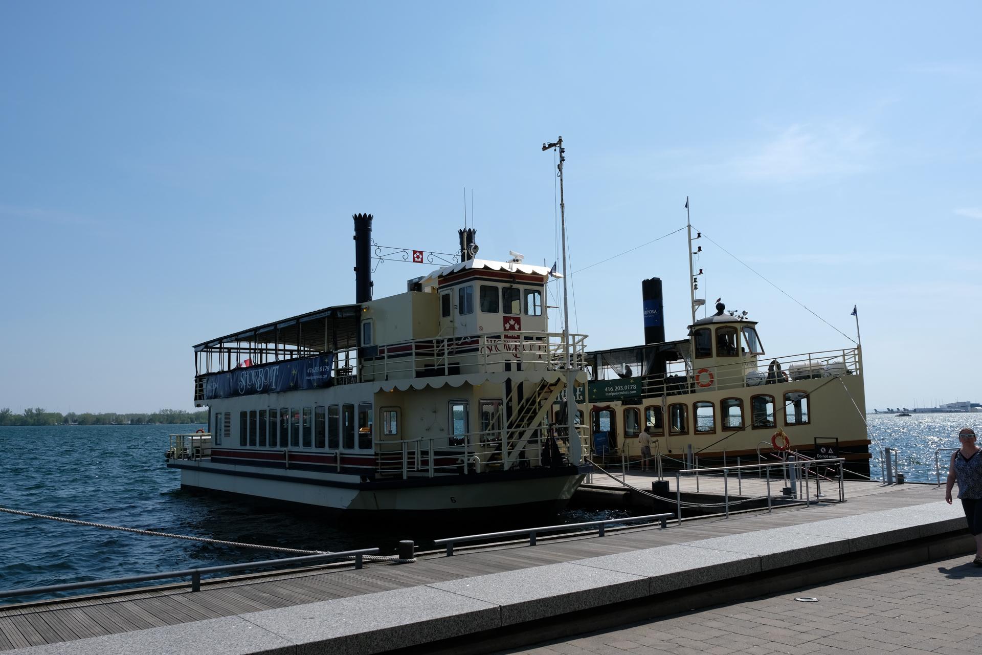 カナダ トロント 五大湖 旅行 富士フイルム X-E3