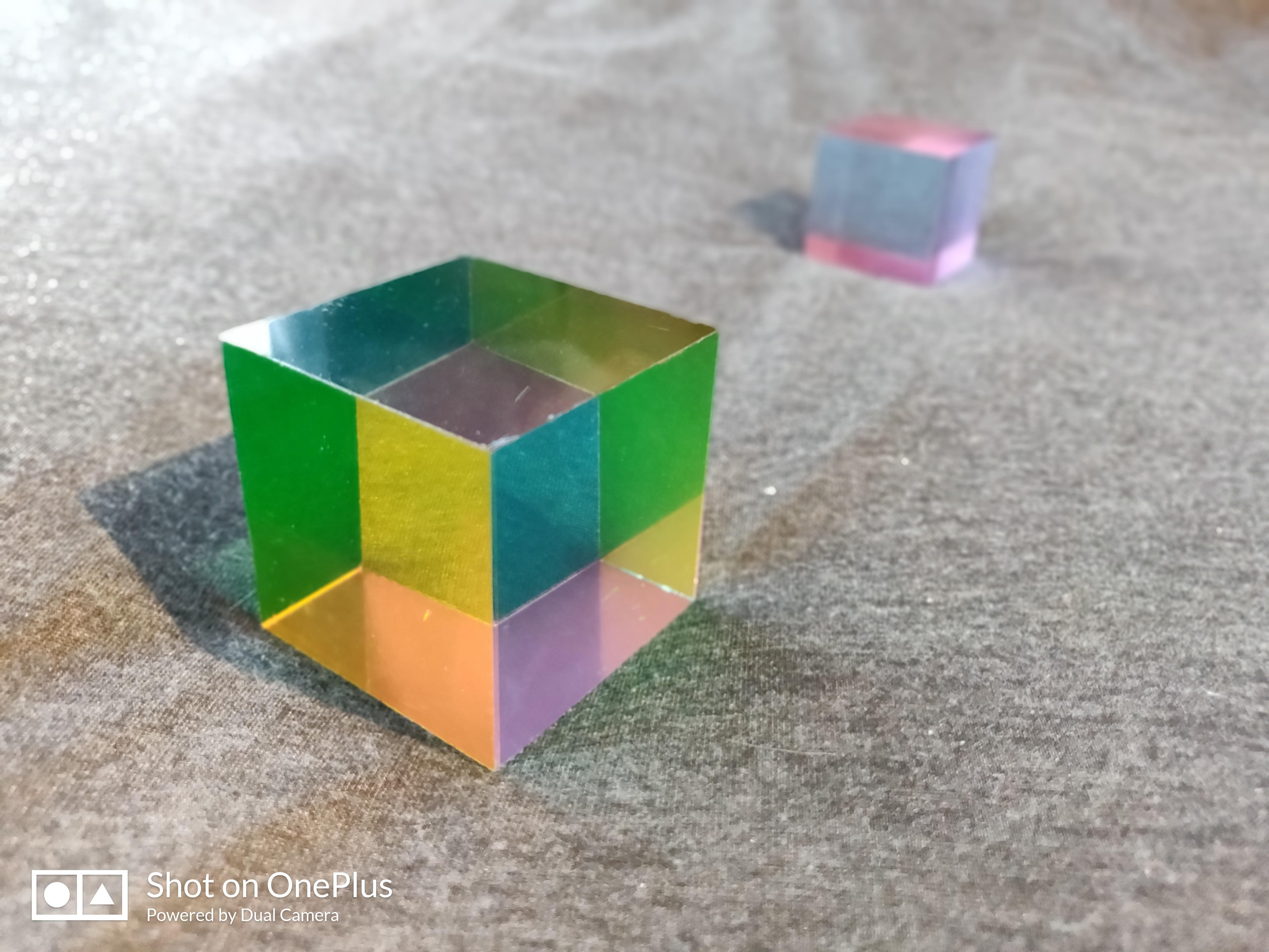 OnePlus6 ポートレートモード