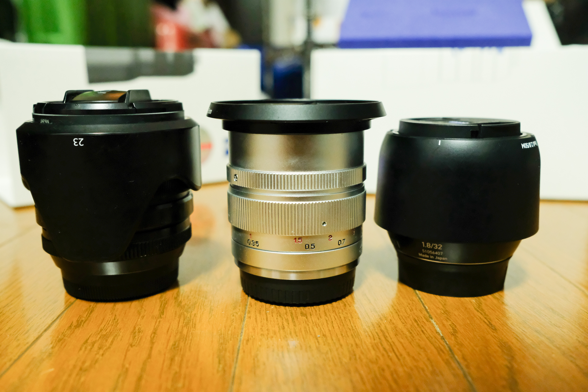 Carl Zeiss (カールツァイス) Touit 32mm F1.8