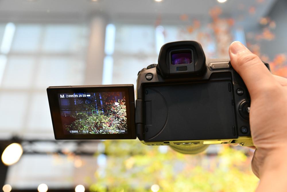 Canon EOS R RFマウント RFレンズ