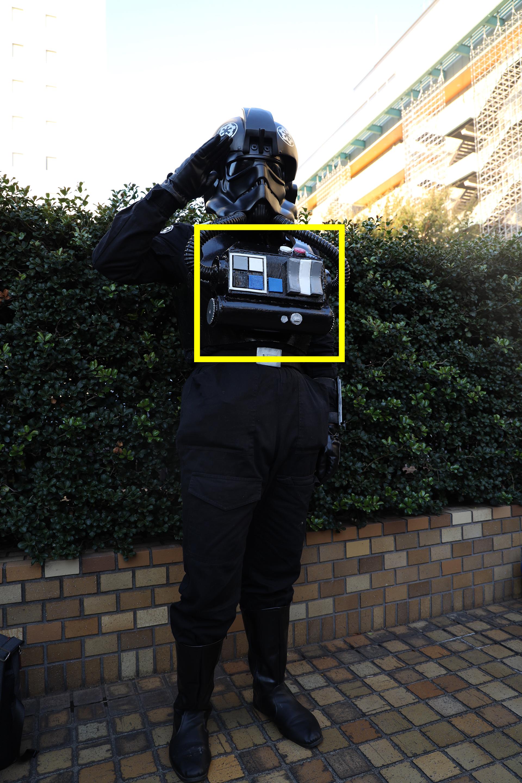 池袋ハロウィン2018 池ハロ 顔認識 Canon EOS R, RF24-105mm F4L IS USM