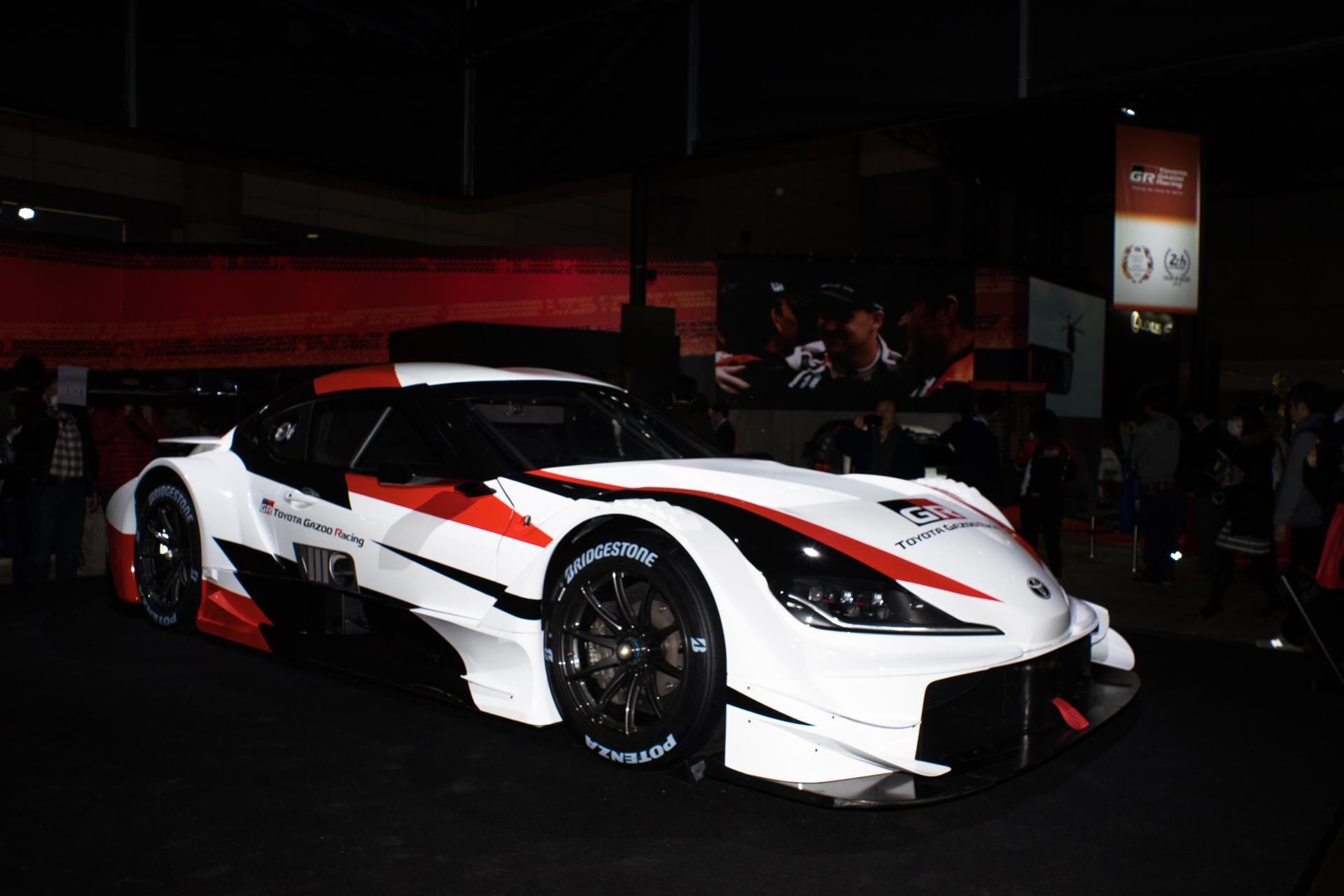 東京オートサロン2019 TOYOTA GAZOO Racing スーパーGTコンセプト