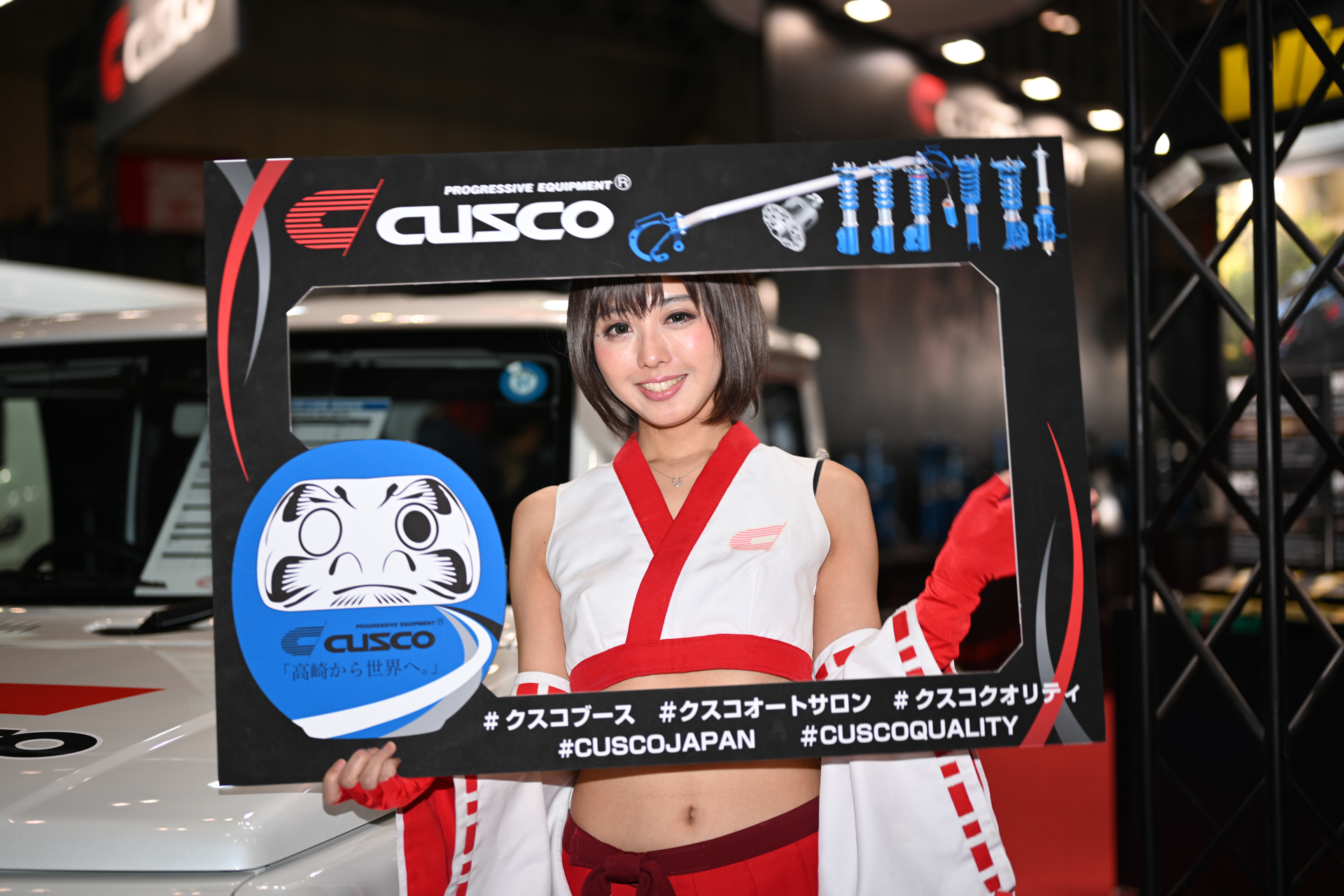 【東京オートサロン】Z7と50mm単焦点でコンパニオンを撮影してきた