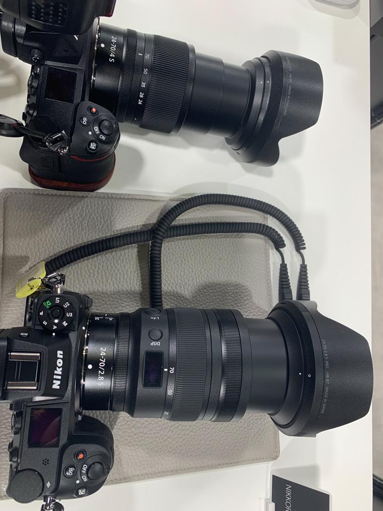CP+2019 Nikon